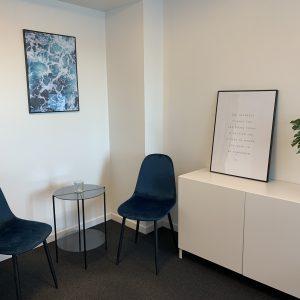 Loungeyta i kontor