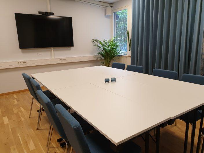 Boka större möten i Grönland