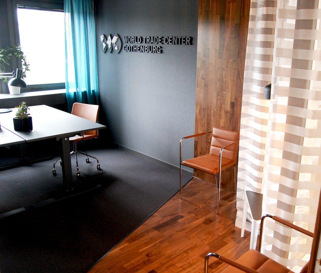Hyr detta trevligt designade kontor